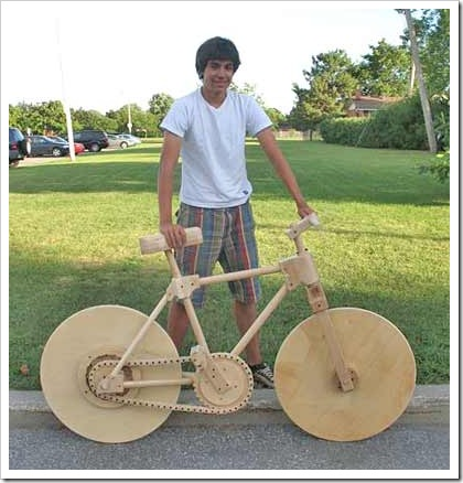woodbike